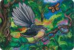 Fantail Tray Puzzle