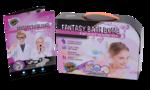 Fantasy Bath bomb kit