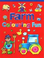 Farm Colouring Fun