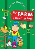 My Farm Colouring Bag