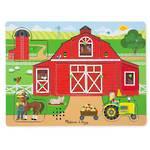 Melissa & Doug Sound Puzzle Around the Farm
