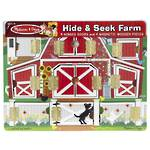Melissa & Doug Hide & Seek Farm