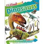 DK Findout Dinosaurs