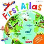 First Atlas Book (Hardback)