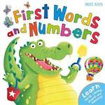 First Words and Numbers (Hardback)