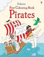 Usborne First Colouring Book Pirates