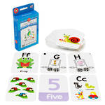 Flash Cards alphabet and numbers 1-10 pack 62
