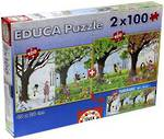 Four Seasons - Educa Puzzle