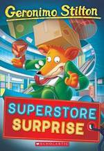 Geronimo Stilton #76 Superstore Surprise