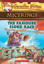 Geronimo Stilton Micekings #2 Famouse Fjord Race