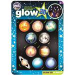 Glow 3D Planets Stickers