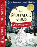 Gruffalos Child Colouring