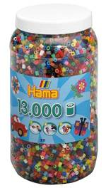 Hama Beads 13000 All Colours H211-68