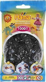 Hama Beads 1000  Black H207-18