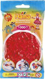 Hama Beads 1000 Red H207-05