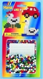 Hama Blister Square 400 Beads H4101