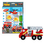 Hama Beads – Fire Fighters Gift Set (with 2,000 Hama beads)