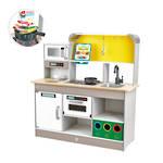 Hape Deluxe Kitchen Playset with Fan Fryer