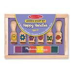 Melissa & Doug Happy Handles wooden Stamps