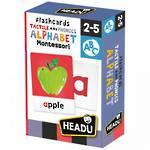 Headu Flashcards Alphabet Montessori