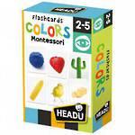 Headu Flashcards Colours Montessori