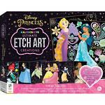 Hinkler Kaleidoscope Ultimate Etch Art Creations: Disney Princess