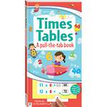 Hinkler Times Tables a Pull-the-Tab Book