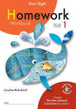 Year 1 Homework Start Right Workbook