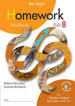 Year 8 Homework Start Right Workbook