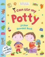 I Can Use My Potty Sticker Reward Book