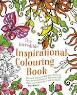The Incredible Inspirational Colouring Book