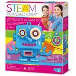 Steam Powered Kids Intruder Alarm Robot