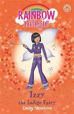 Rainbow Magic Izzy the Indigo Fairy