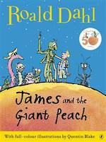 James and the Giant Peach (Colour Edition)