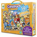 The Learning Journey Jumbo Floor Puzzle Construction
