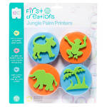 First Creations Jungle Palm Printers set of 4