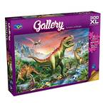 Gallery Jurassic Landscape 300XL Puzzle
