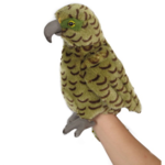 Kea Puppet With Sound