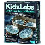 Kidz Labs Grow Your Crystal Geodes Kit