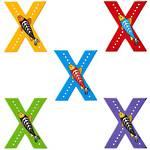 Lanka Kade Wooden Animal Letter X