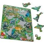 Larsen Maxi Puzzle African Rainforest (32pc)