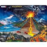 Larsen Maxi Puzzle Volcano (70pc)