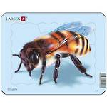 Larsen Puzzle Insect Bee (5pc)