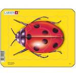 Larsen Puzzle Insect Ladybug