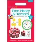 Little Genius - Time, Money And Fractions