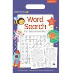 Little Genius - Word Search Fun Educational Pad