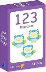 Little Genius Flashcards 123
