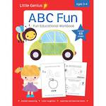 Little Genius ABC Fun Workbook