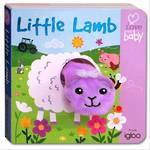 Finger Puppet Book Little Lamb