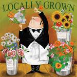 Locally Grown - Tracy Flickinger